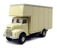 Leyland Comet Pantechnicon in cream