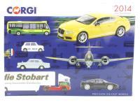Corgi July-December 2014 Catalogue