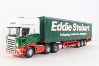 "Eddie Stobart curtainsider ""Phoebe Grace"" - Pre-owned - imperfect box"