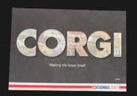 Corgi catalogue. 2007