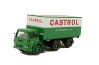 "D-Series Artic van ""Castrol"" (Hanson)"
