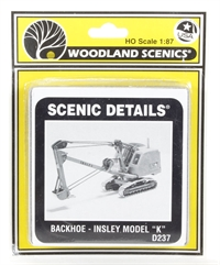 Back Hoe (Insley Model 'K')