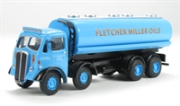 AEC Mammoth Major Tanker - 'Fletcher Miller Oils'