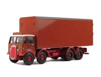 """Albion CX7 8W box van """"B.R.Mills"""""""