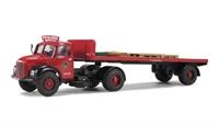 "Dodge Kew artic & empty pallet load ""BRS - Guilford"""
