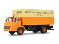 """Leyland Boxer van """"Wilkinsons"""""""