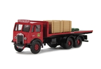 Albion CX5 Flatbed & crates - BRS Airedale
