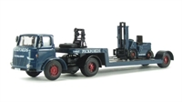 "Leyland Mastiff Low loader with forklift ""Pickfords"""