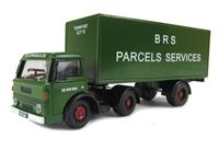"D-Series articulated van ""BRS Parcels Service"" (circa 1968-1978)"