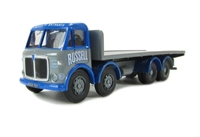 AEC Mammoth Major flatbed 'Russell of Bathgate' (circa 1957 - 1967)