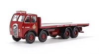 "Foden DG6 flatbed ""BRS"" (circa 1948-1958)"
