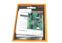 4-function 1-sided 3A decoder for stationary accessories