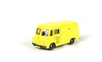 "Morris LD van in ""Post Office International Telegraph Service"" yellow livery"