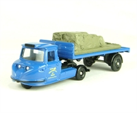 Scammell Townsman Flatbed/Load - Isle of Man Steam Packet Co Ltd
