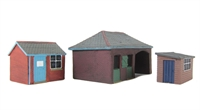 Stable/Hut/Shed