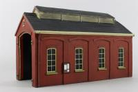 Engine shed - Pre-owned - Like new