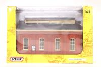 Single Road engine shed - Pre-owned - Like new