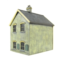 Stationmaster House - recolour