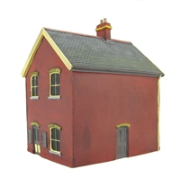 Stationmaster House - redbrick