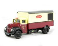 "Ford Thames ET6 van in ""British Railways"" livery"