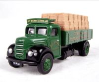 "Ford Thames ET6 dropside with crated load in ""Geo Walker & Sons - Fruit & Veg"" livery"