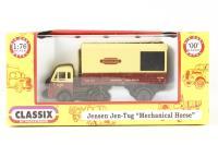 "Jen-Tug artic & parcels van trailer JA 4325 E in ""British Railways"" livery - Pre-owned - Like new"