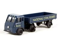 "Jen-Tug artic & dropside trailer in ""National Coal Board"""