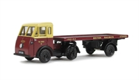 Jen-Tug & Articulated trailer 'British Railways' Fleet No. YE 3082 N