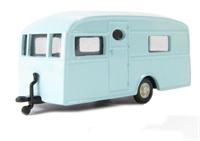 Berkley Cavalier 6-berth Caravan Pale Blue