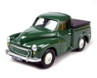 Morris Minor Pick-up in green with tonneau cover