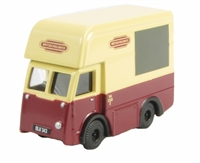 "NCB Electric High Top Van ""British Railways""."