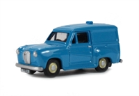 Austin A30 Van in streamline blue