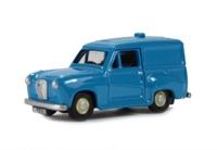 Austin A30 Van in streamline blue