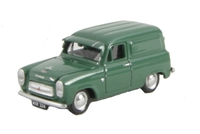 Ford Thames 300E Van 5 cwt in mid-green