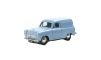 Ford Thames 300E 7-cwt van in pale blue
