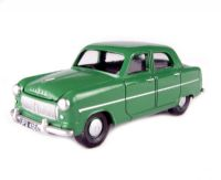 Ford Consul saloon in green