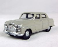 Ford Zephyr 6 Mk1 1950's car in beige