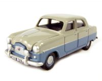 Ford Zephyr 6 Mk1 in Dorchester grey over Winchester blue