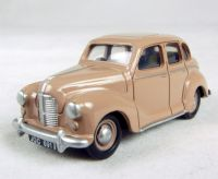 Austin A40 Devon 1940's-50's motor car in tan