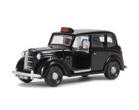 Austin FX3 Taxi in black