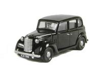 Austin FL1 in black with Hackney plate