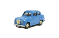 Austin A35 2-door saloon in streamline blue