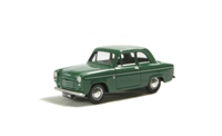 Ford Anglia 100E 2-door saloon in mid green