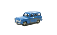 Ford Squire 100E Estate in blue with wood trim
