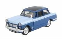 Triumph Herald 12/50 Saloon 2-tone blue