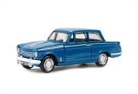 Triumph Herald 13/60 in dark blue