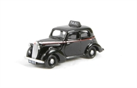 Vauxhall 1937-40 H type ten-four black