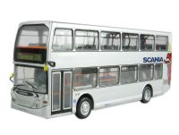 "Scania ELC Omnidekka d/deck bus ""Demonstrator"""