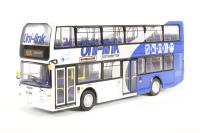 "Scania ELC Omnidekka d/deck bus ""Uni-Link Southampton"" - Pre-owned - Like new"