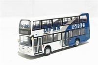 "Scania ELC Omnidekka d/deck bus ""Uni-Link Southampton"""